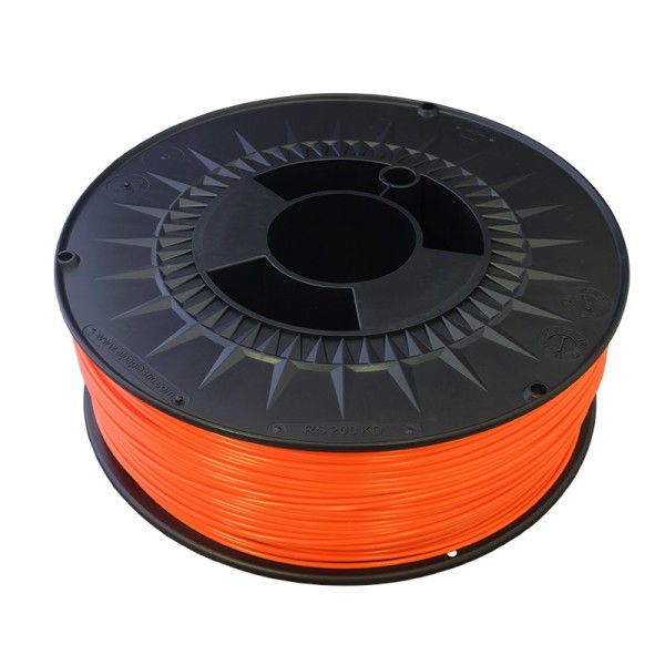ABS Filament PRINTPLUS Leuchtend Orange RAL 2005 - 1.000 gr