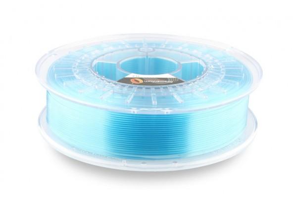 PLA Filam. 1,75 750g Kristall Klar Eisblau