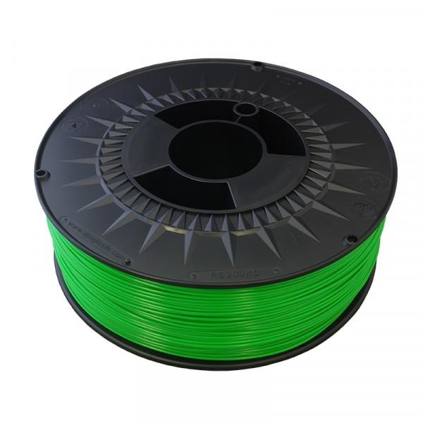 ABS Filament PRINTPLUS Leuchtend Grün RAL 6038 - 1.000 gr