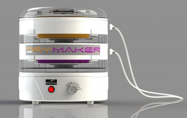 DryMaker 3D mit Direktanschluß